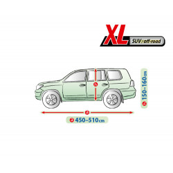 Funda Mobile Garage XL SUV...